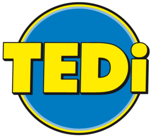 TEDI logo | Kamnik | Supernova Qlandia