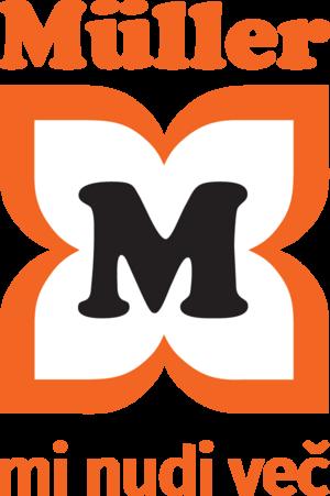 Müller logo | Kamnik | Supernova Qlandia