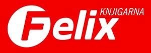 Knjigarna Felix logo | Kamnik | Supernova Qlandia
